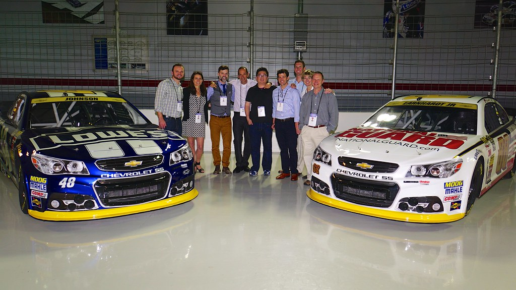 ILN14: NASCAR, Health Care and Hendrick Motorsports