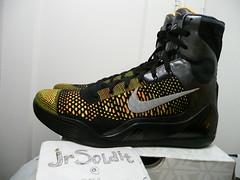 Nike Kobe IX 9 Elite Inspiration  - Size 10.5