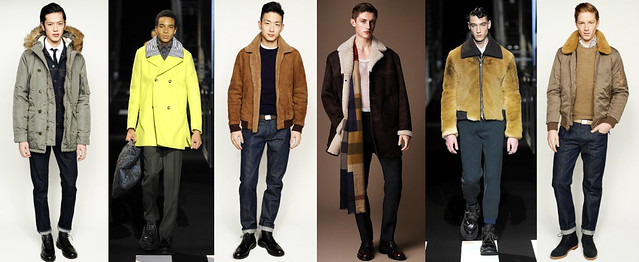 shearling-mens-autumn-winter-trend,men's latest fashion trends, latest mens trends, fashion trends for men, mens style, men's style, men's fashion style, outwear, shearling trend, men's leather pants, men's leather trousers