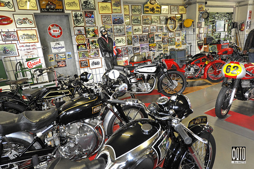 Garage - greatest motorcycle collection (c) 2014 Bernhard Egger :: eu-moto images | pure passion 3411