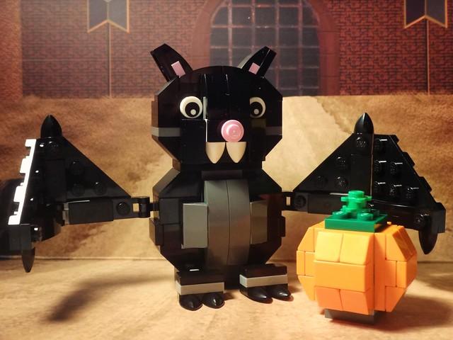 LEGO 40090 Halloween Bat