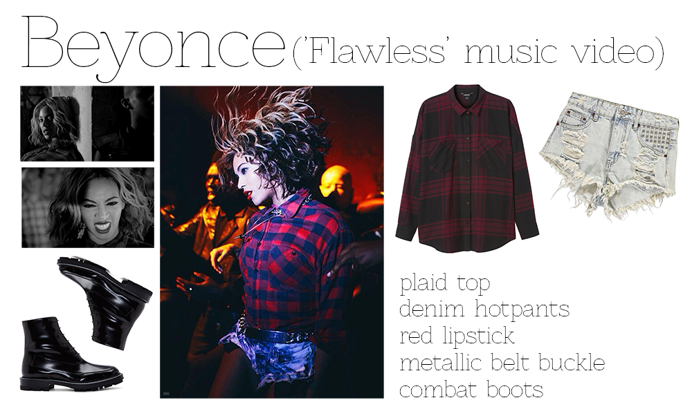 3.0-Halloween-Beyonce-costume  sc 1 st  Thoroughly Modern Millennial & Halloween costumes for the fashion conscious 3.0 | Wishing For Chanel