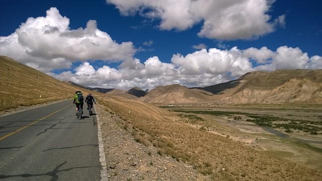 Eric & Kirsten ahead