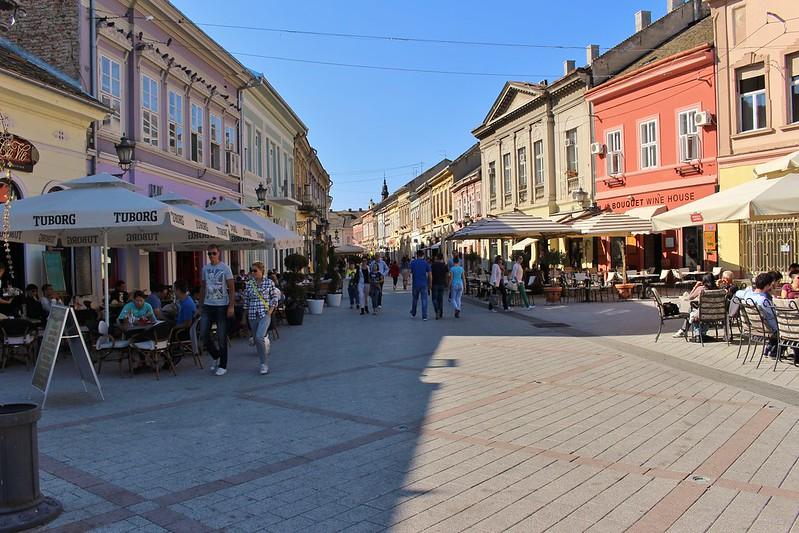 Central Novi Sad