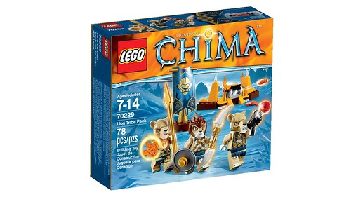 LEGO Legends of Chima 70229
