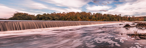 Washington Aqueduct at Great Falls by Geoff Livingston