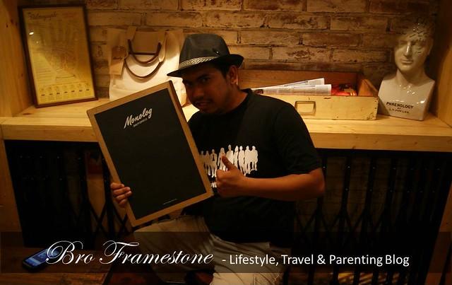 Monolog Cafe Bro Framestone