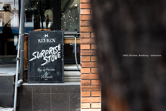 Surprise Stove at U&KL Kitchen