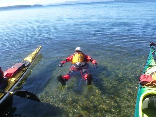 Kari floating