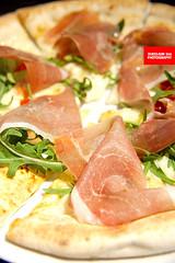 Pizza Piennolo Prosciutto