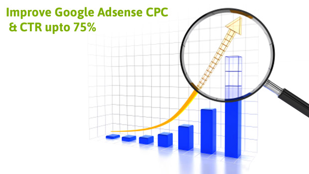 How to Improve Google Adsense CPC and CTR up to 75% With These 10 Methods?