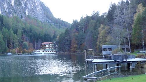 2014-N813 Österreich bei Lienz Tristacher See