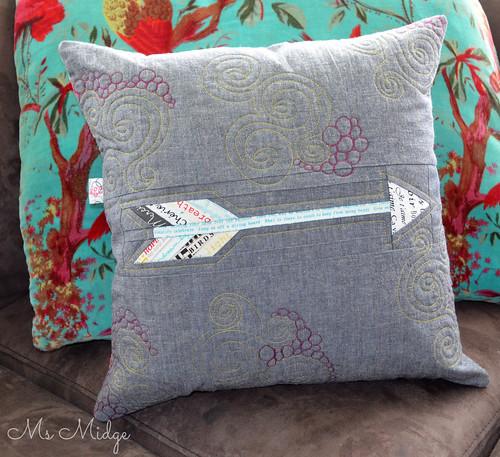 #fucktober cushion for Eden