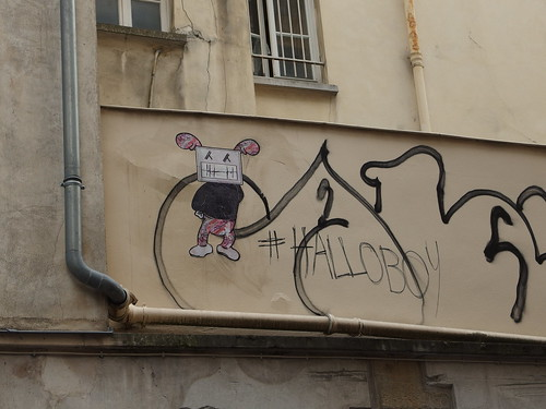 Street art @ Paris