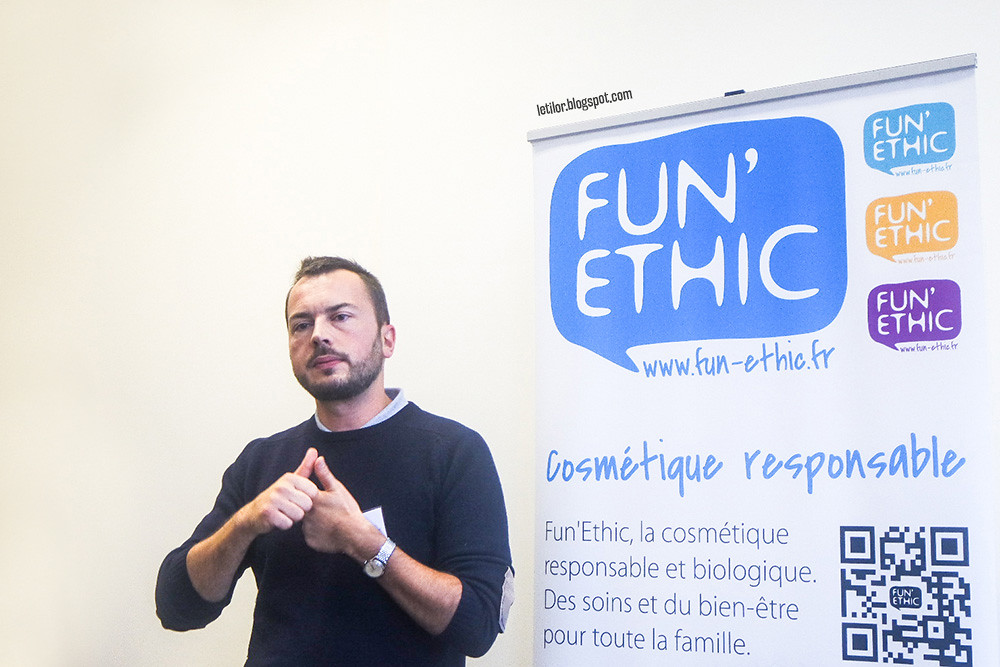 Fun'Ethic Julien Kaibeck