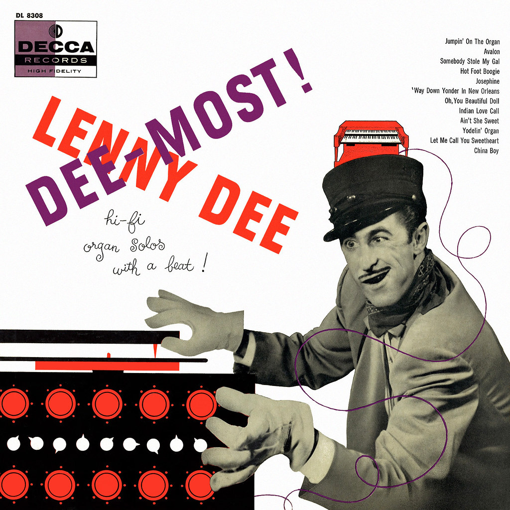 Lenny Dee - Dee-Most!