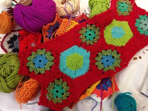 2014-10-25 Crochet class