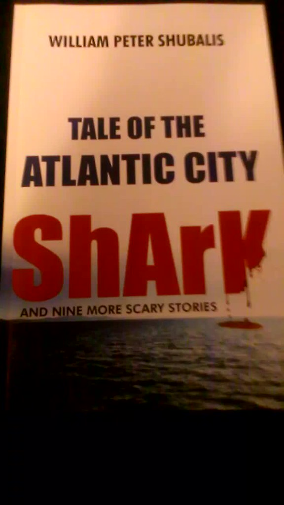 Tale of the atlantic city shark. - cover