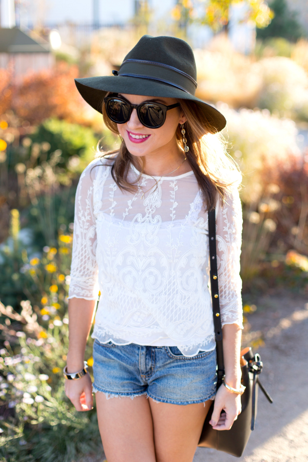Anthropologie Fall Hat
