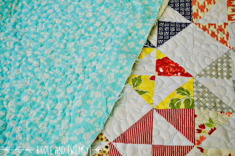 Riddle and {Whimsy} B+C Charmalong WiP