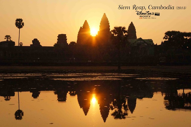 Siem Reap, Cambodia Day 2 - 01 Angkor Wat