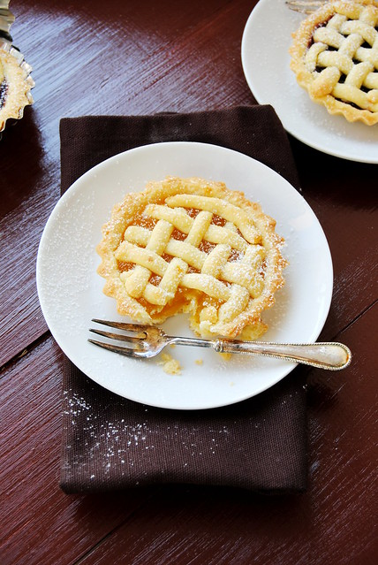 Lemon Curd Crostata