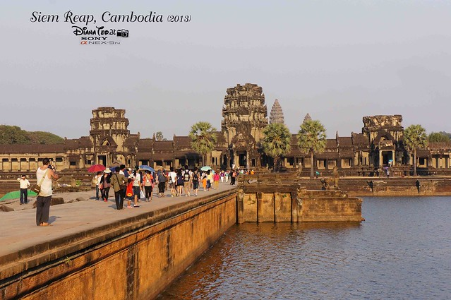 Siem Reap, Cambodia Day 2 - 06 Angkor Wat