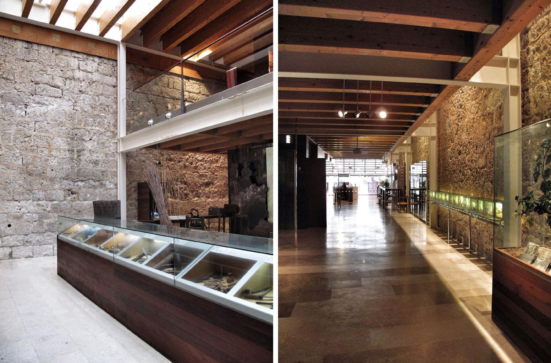 reharq_museo provincial del vino_peñafiel_arquitectura_