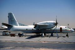 Guinea Ecuatorial Government AN-32 3C-5GE SHJ 18/03/2000