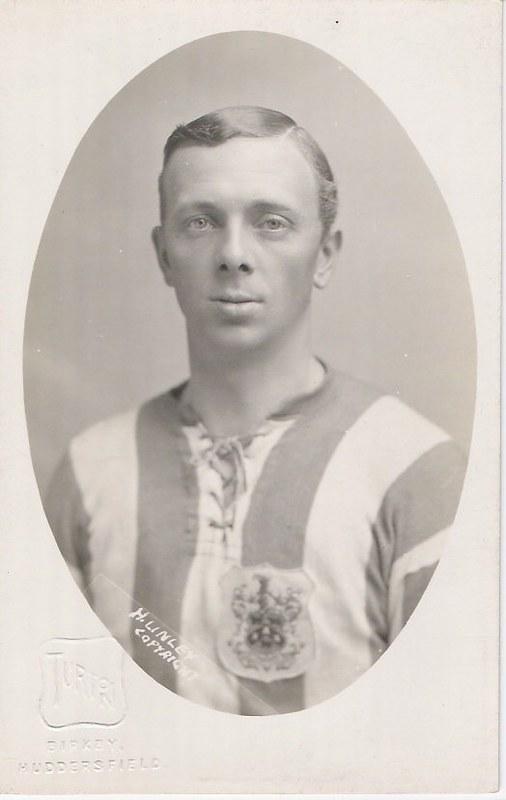 10 Harry Linley