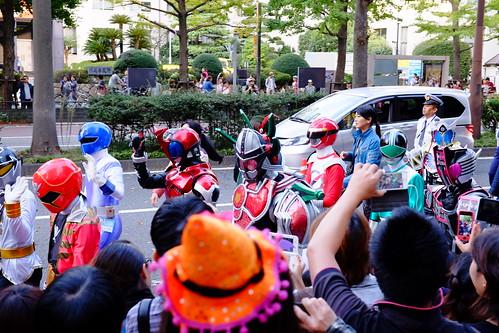 Kawasaki Halloween parade 2014 192
