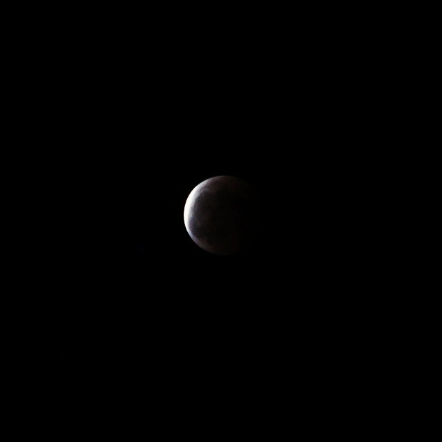 Photo:長く赤い沈黙のあと、光が! 今日の月食で、この場面が一番感動しました。 #皆既月食 #月食 #天文 #ダイヤモンドリング #誕生 By k_osakaphoto