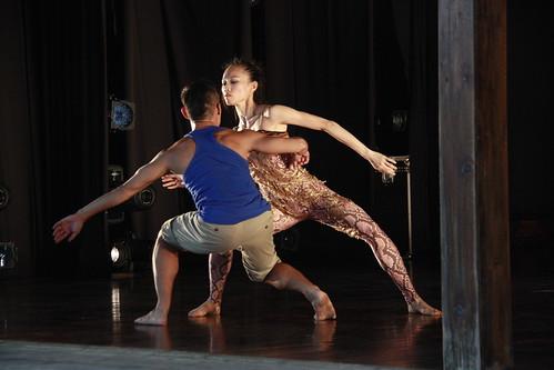 澳洲現代舞先驅伊莉莎白․陶曼為第九屆蔡瑞月舞蹈節帶來最新舞作。
