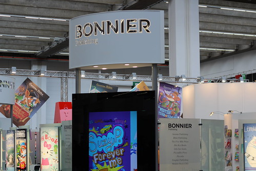 Bonnier Publishing - Frankfurt Buchmesse 2014