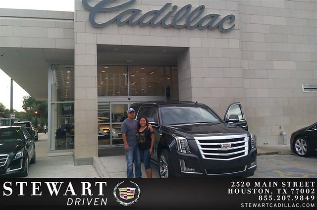 Congratulations To Yesenia Olivo On Your #Cadillac