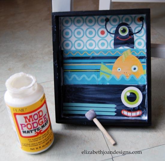 Tissue Box Art 4
