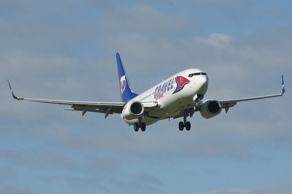 OK-TSE - B738 - Air Transat