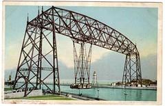 iron, transporter bridge,