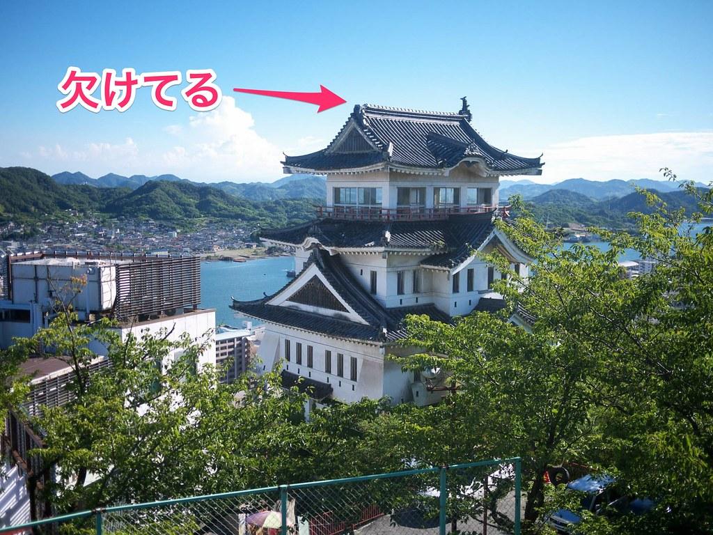 尾道城の正体はただのお城風建築物