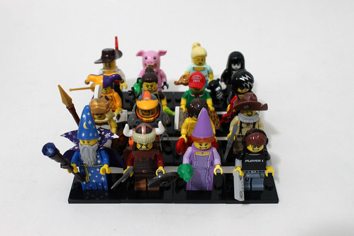 LEGO Collectible Minifigures Series 12 (71007)