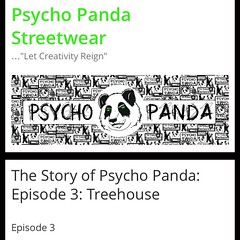 Don't forget to check out The Psycho Panda Story Episode 3, written by yours truly, and the previous 2 Episodes at www.PsychoPandaStreetwear.com !! Thanks for reading and rockin with Psycho Panda Streetwear. Enjoy!! :-) #streetwear #ppstwr #fashion #story