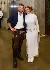Han & Leia
