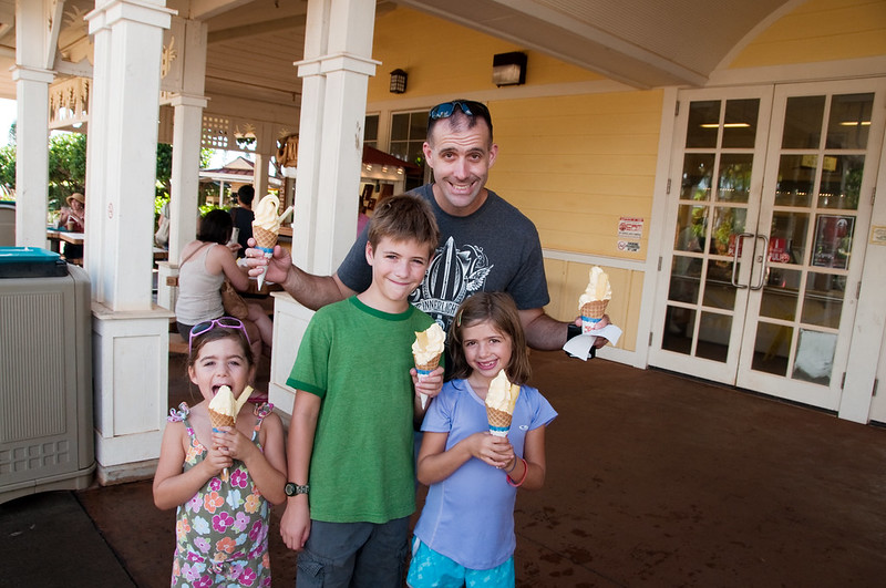 dole whips for all!