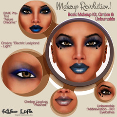 *{Kiko Life}* BMK How To - Azure Dreams + Electric Ladyland + Abbreviation