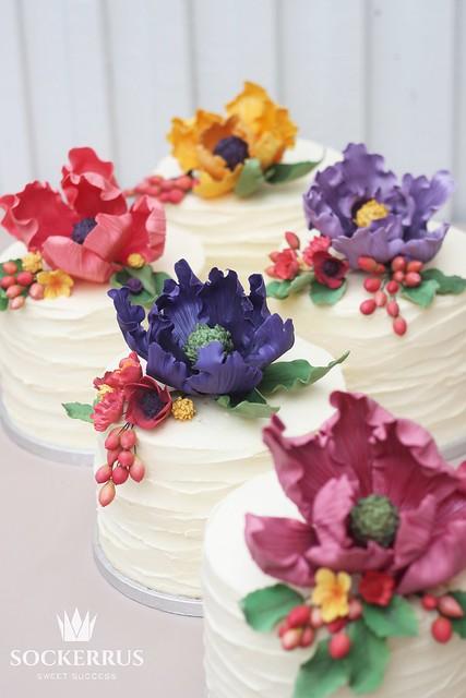 tårtor höst