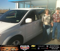 #HappyBirthday to Karen Fox from Hershel Coleman at Four Stars Auto Ranch!