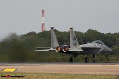 86-0167 - C-399 - USAF - McDonnell Douglas F-15C Eagle - Fairford RIAT 2006 - Steven Gray - CRW_1844