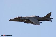 ZD406 - P35 - Royal Air Force - British Aerospace Harrier GR7 - Fairford RIAT 2006 - Steven Gray - CRW_0517