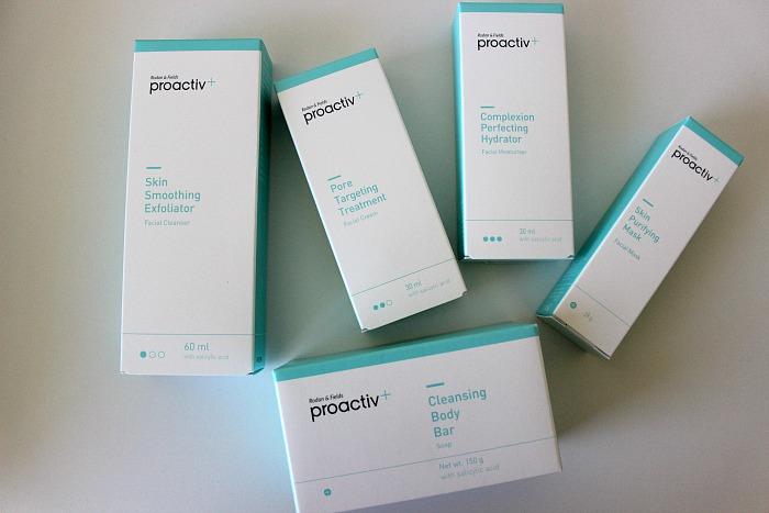 proactiv+ skin system1