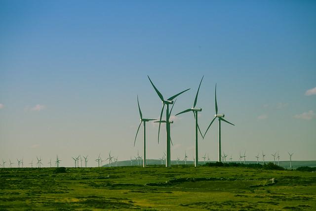 Parque Eólico de La Lora
